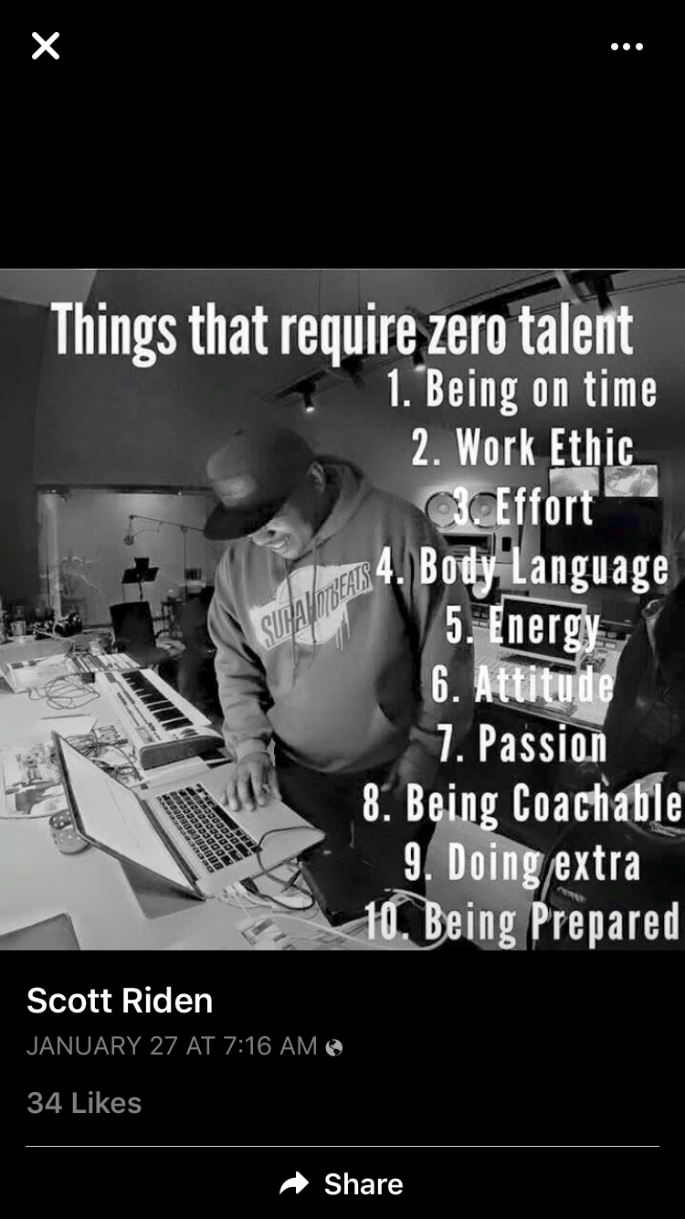 10 Ways To Succeed With ZERO Talent