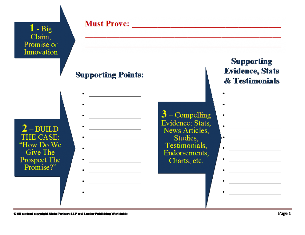client-dominating-worksheet