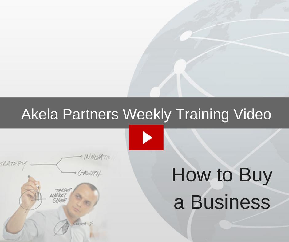 akela-partners-weekly-training-video