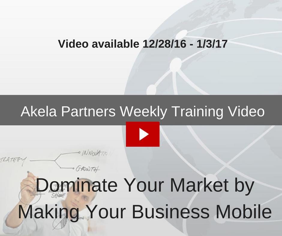 Akela Partners Weekly Training Video (5)