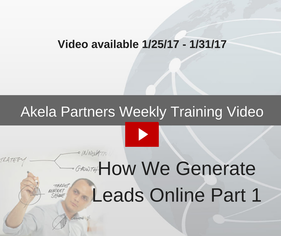 Akela Partners Weekly Training Video (9)