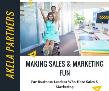 marketing sales and marketing fun