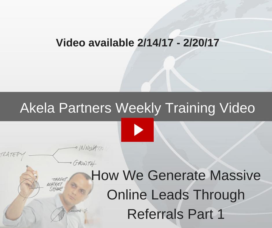 Akela Partners Weekly Training Video (13)