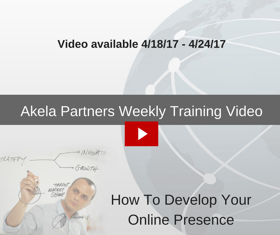 Akela Partners Weekly Training Video (1)