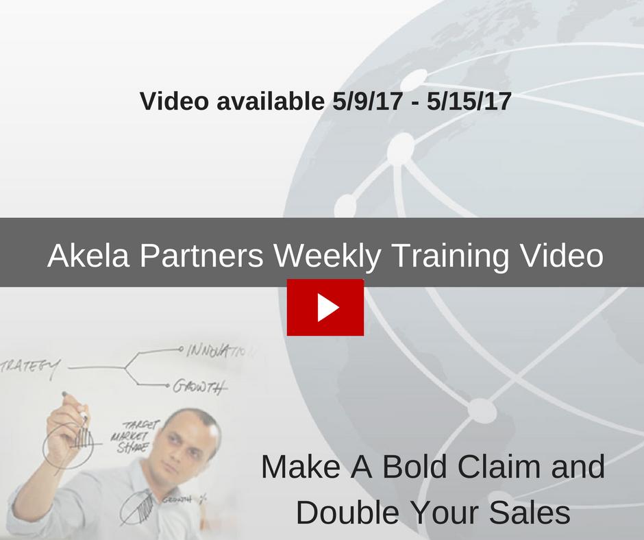 Akela Partners Weekly Training Video (3)