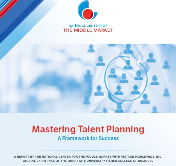 NCMM – Talent Planning Cover