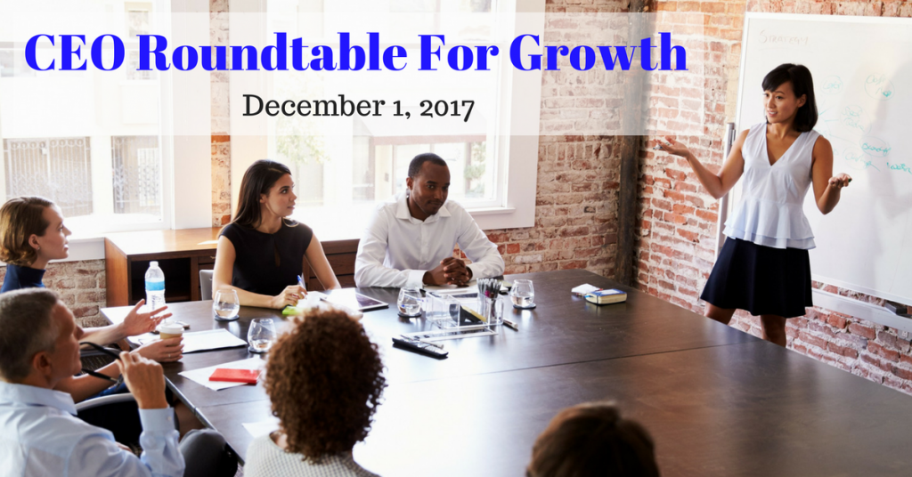 CEO Roundtable For Growth December 1