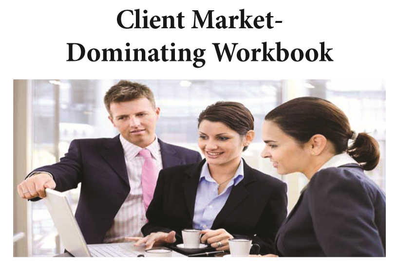 client dominating workbook picture